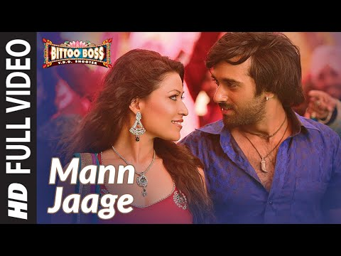 Mann Jaage Saari Raat Mera Deewana Full Song (HD) Bittoo Boss | Feat. Pulkit Samrat and Amita Pathak