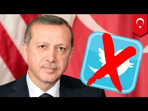Turkey Twitter ban: internet users flout crackdown as Erdogan attempts to silence critics