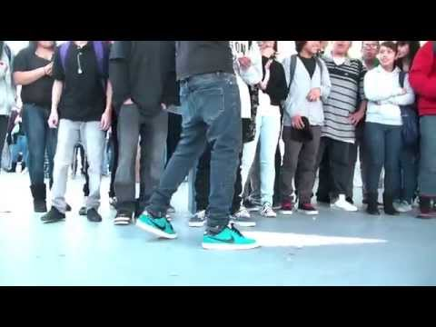Dance Battle(wilson High) video