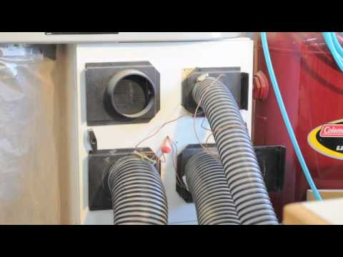 Dust Collector Modifications Youtube