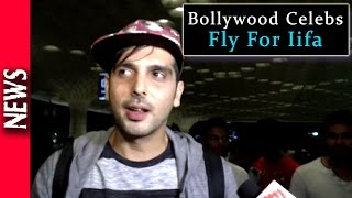Latest Bollywood News - Bollywood Celebs Leave For IIFA - Bollywood Gossip 2016