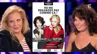 Sylvie Vartan Et Isabelle Mergault On N 39 Est Pas Couché 5 Septembre 2015 Onpc