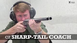 NRA Gun of the Week: CZ Sharp-Tail Coach Gun