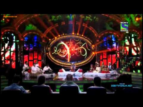 Dama Dam Mast Qalandar by Priyam in Indian Idol Junior