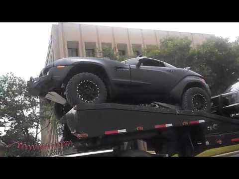 Transformers 4 Rally Fighter