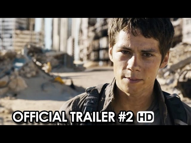 Maze Runner: The Scorch Trials Official Trailer #2 (2015) - Dylan O'Brien HD