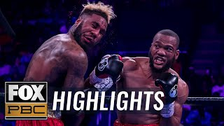 Jarrett Hurd vs Julian Williams full fight | HIGHLIGHTS | PBC ON FOX