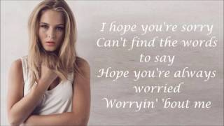 Download Lagu Zara Larsson ~ I Can't Fall In Love Without You ~ Lyrics Gratis STAFABAND