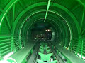 Islands Of Adventure: The Incredible Hulk Roller Coaster POV