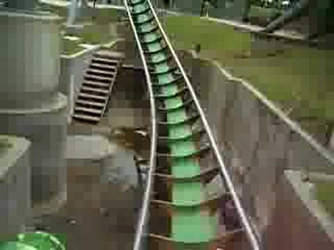 Islands Of Adventure: The Hulk Roller Coaster