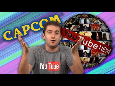 CAPCOM SHUTS DOWN YOUTUBER!