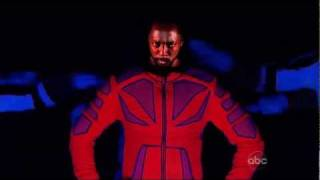 will.i.am - T.H.E (The Hardest Ever) [Live] - Dick Clark's New Year's Rockin' Eve 2012 (HD)