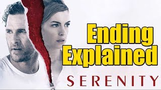 Serenity (2019) Movie & Ending Explained (RIDICULOUS PLOT TWIST)