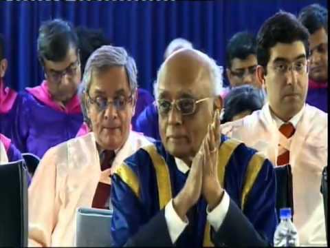 51st Annual Convocation IIM Calcutta