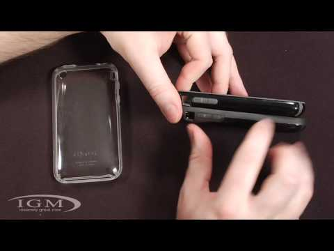 New Speck SeeThru Case for iPhone 3G and 3GS (Review)