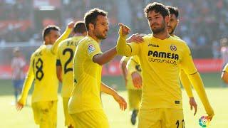 Sporting 1-3 Villarreal Jornada 16 LaLiga 2016/17