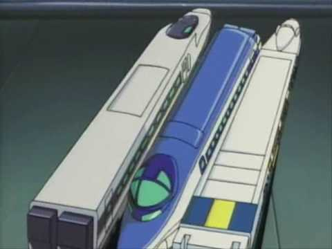 Transformers (RID EP38) - Trains dont have tires
