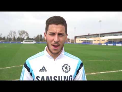 Как тренируется Эден Азар / Eden Hazard trainings