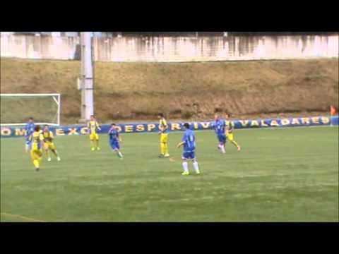 Campeonato Distrital 2� Divis�o - 21J Valadares B - Oliveira do Douro 1-1