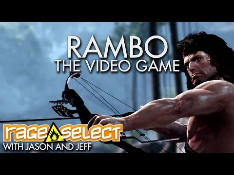 The Dojo - Rambo: The Video Game