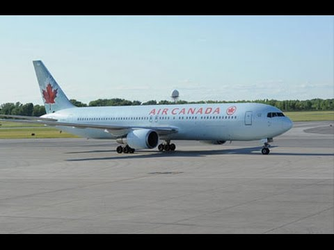 Air Canada 'Executive First Class' | Ottawa to London