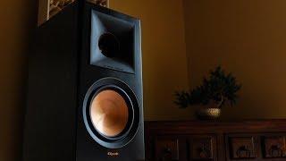 Review!  The Klipsch RP600M Loudspeakers!