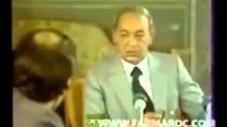 حوار نادر للملك المغربي الراحل الحسن الثاني سنة 1980