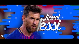 Lionel Messi 2017/18 - CRAZY Goals and Skills