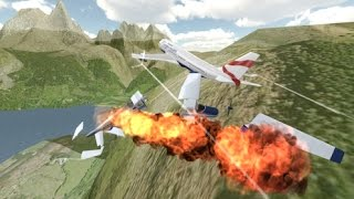 Airplane Emergency Landing iOS / Android Gameplay