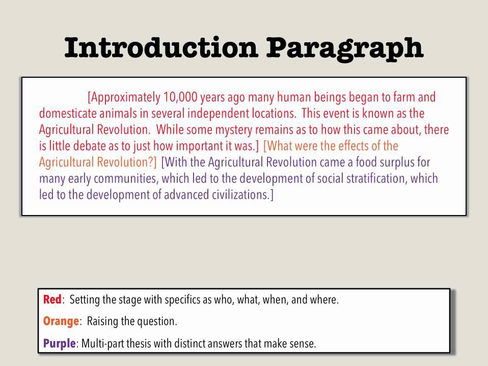 essay terms evaluate