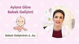 Bebek Gelişiminin 6. Ayı - Dr. Aylin Şimşek