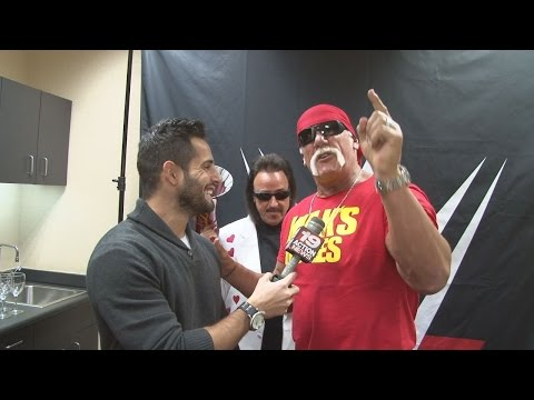 Hulk Hogan wants one more match, talks facing Brock Lesnar, John Cena, TNA, more