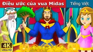 Điều ước của vua Midas | Chuyen co tich | Truyện cổ tích | Truyện cổ tích việt nam