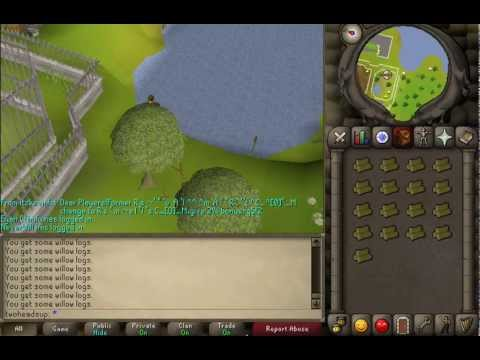 07 Old School Runescape Woodcutting Guide: Willows