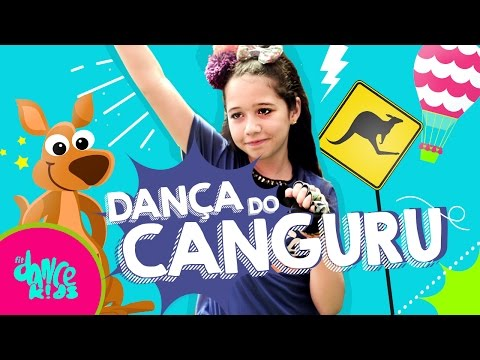 Dança do Canguru - Aline Barros - Coreografia | FitDance Kids