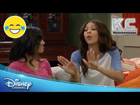K.C. Undercover | Operation: Find Abby's Mum | Official Disney Channel UK