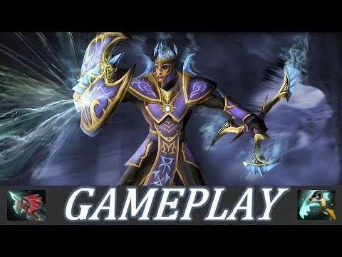 I'M THE CARRY NOW! | Silencer Gameplay Commentary Ranked Dota 2