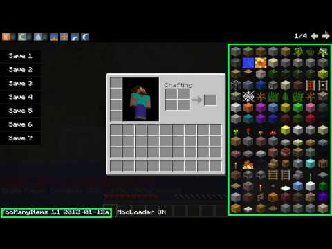 Minecraft 1.7.4 - How To Install ANY Mods EASY [Mac/PC]