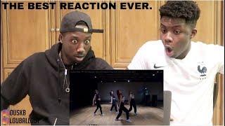 Blackpink Ddu Du Ddu Du Dance Practice Reaction