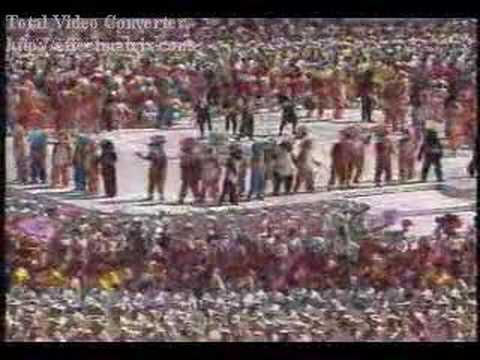 Seoul Olympic theme song (hand in the hand,1988)