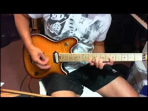Bark at the Moon (Pt. 1) Main Riff - Jake E. Lee version Guitar Instructional