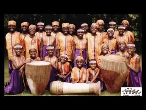 African Children's Choir - Nangirira
