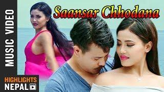 Sansar Chodana   New Nepali Romantic Song By Raju Senchury Ft. Mala Limbu, Santa Bhujel
