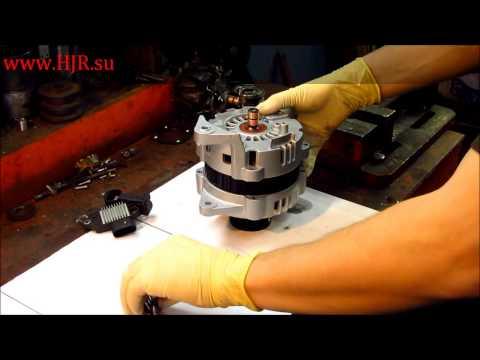 Ремонт генератора на Chevrolet Lacetti