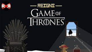 Reigns: Game of Thrones - iOS / Android - Gameplay Video