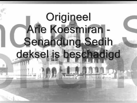 Origineel Arie Koesmiran - Senandung Sedih