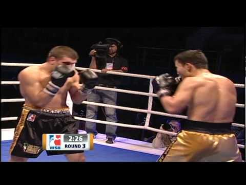 Slam vs. Derevyanchenko - Week 8 WSB Season 2