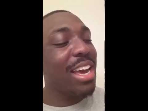 K Michelle - Can't Raise A Man ( Male Version  ) Acapella  Cover video
