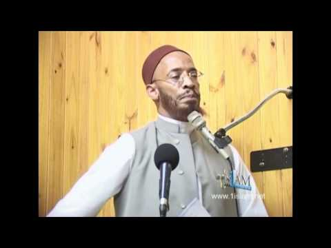 Khalid Yasin Lecture - Racism & Youth Issues video