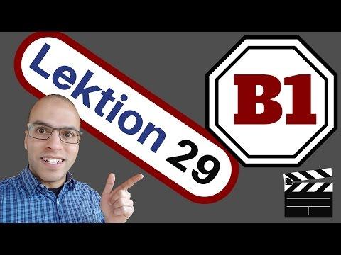 B1 (الدرس 29 ) ( Die Bücher - Redemittel & Wortschatz )